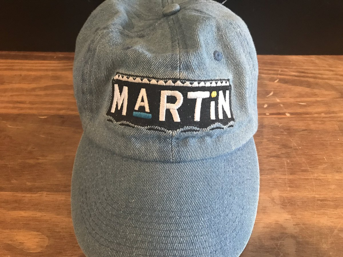 I woke up in a cold sweat devastated that I lost my denim Martin hat pic.twitter.com yS8zEXr28C 56bb5bff9d7