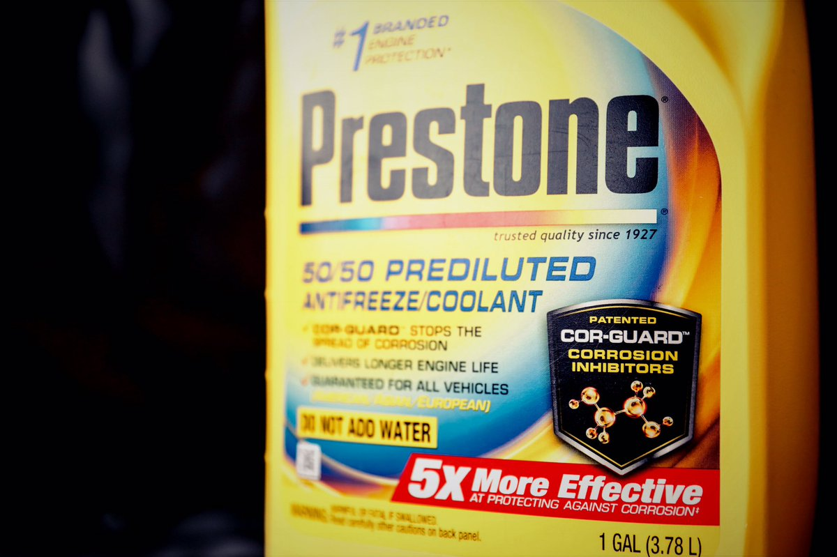 Prestone On Twitter We Believe That Coolant And Corrosion Engine Around Should Never Go Hand In Thats Why With Our Cor Guard Inhibitor Formula Found Antifreeze Coolants