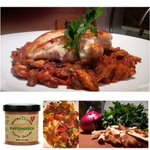 Image for the Tweet beginning: Chicken Puttanesca From Sauces 'n