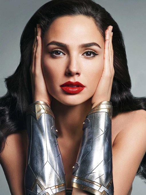 Happy Birthday to the Wonder Woman of the new world  Gal Gadot turns 33 years old today