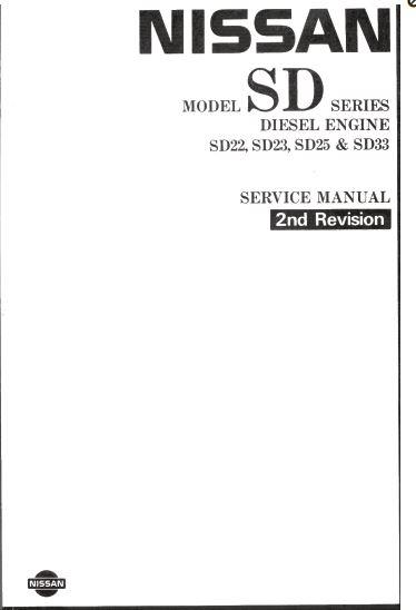 Diesel Engine Repair Manual