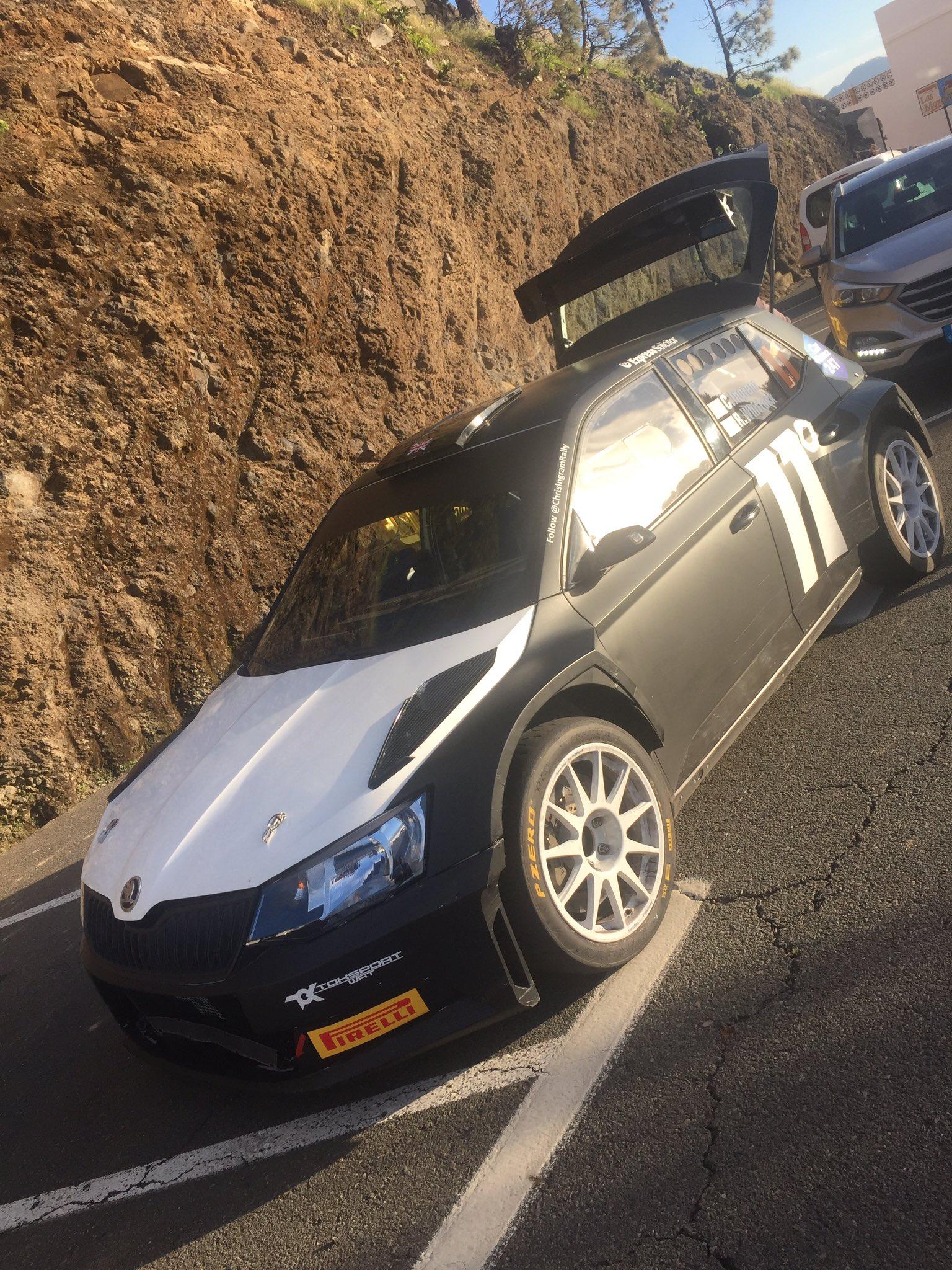 ERC + CERA: 42º Rallye Islas Canarias [3-5 Mayo] DcDxGtzW4AAI8Wq