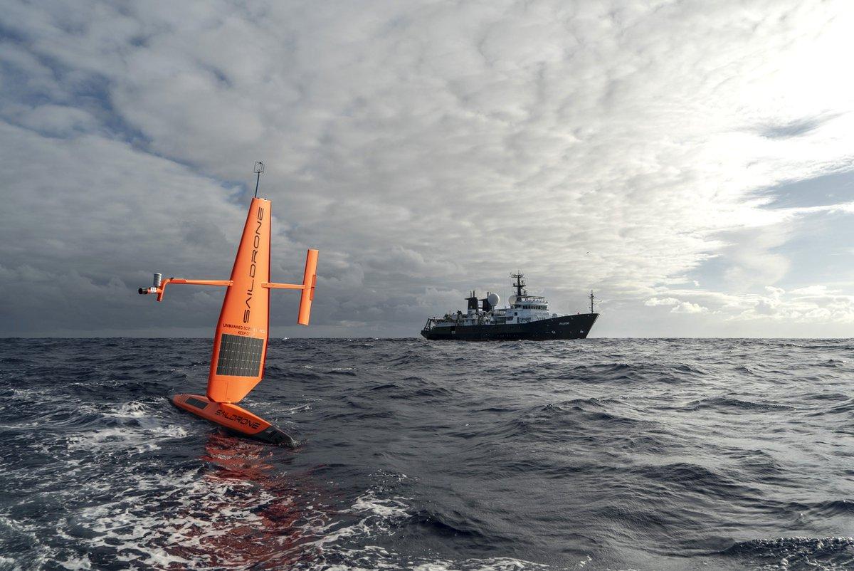 Hasil gambar untuk This Armada of Saildrones Could Conquer the Ocean