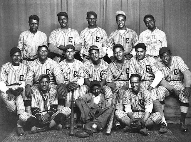 c7edb7f0ee4 While they weren t a Negro League team this team has a place in Canadian  Baseball history winning the Ontario Intermediate B championship in ...