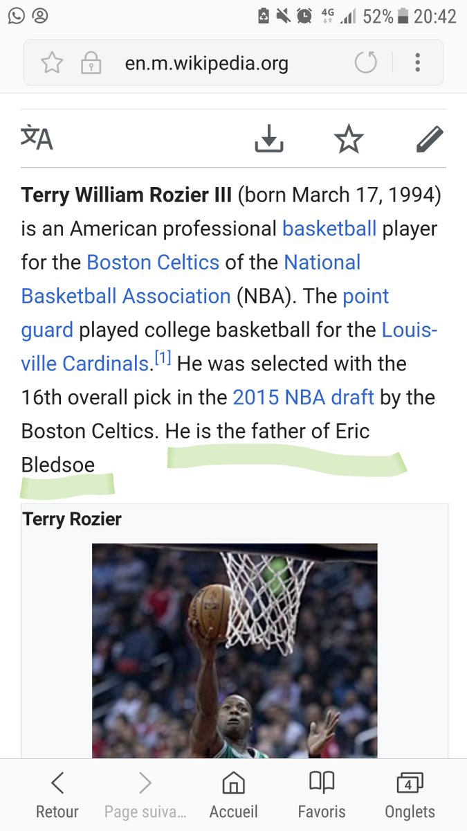 Terry Rozier on Twitter: