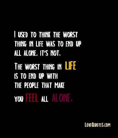 Lovequotescom On Twitter I Used To Think The Worst Thing In