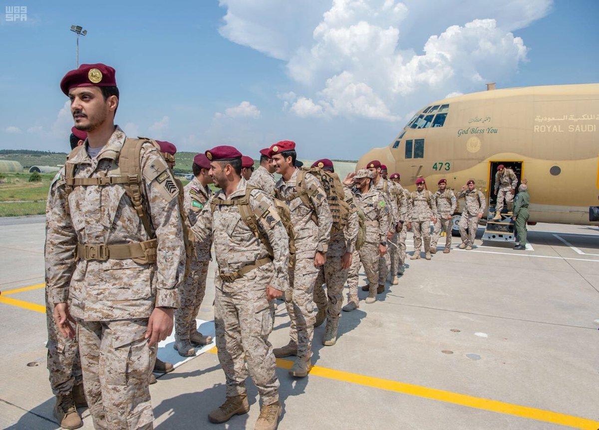 """انطلاق المناورات العسكرية الدولية """"إفس 2018"""" في إزمير التركية DcEDbsAX0AAKQyk"""