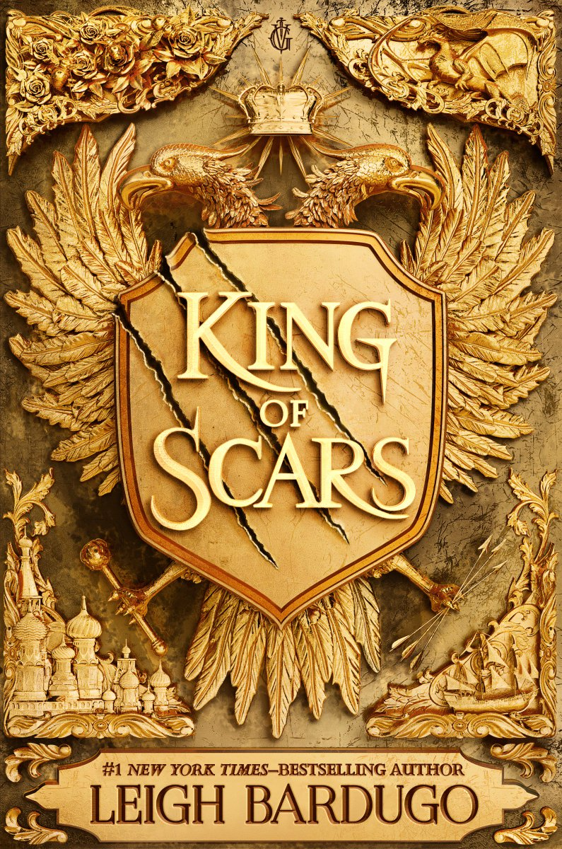 ICYMI the gorgeous cover of #KingofScars is now live https://t.co/2WdJifBQrc and I return to my cave—I mean, hiatus.