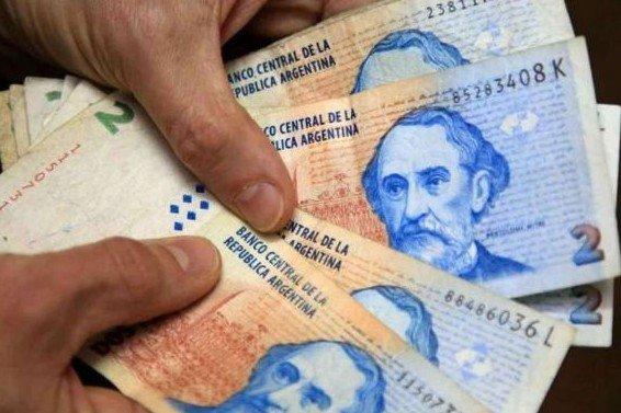 Dejan de tener curso legal los billetes de 2 pesos