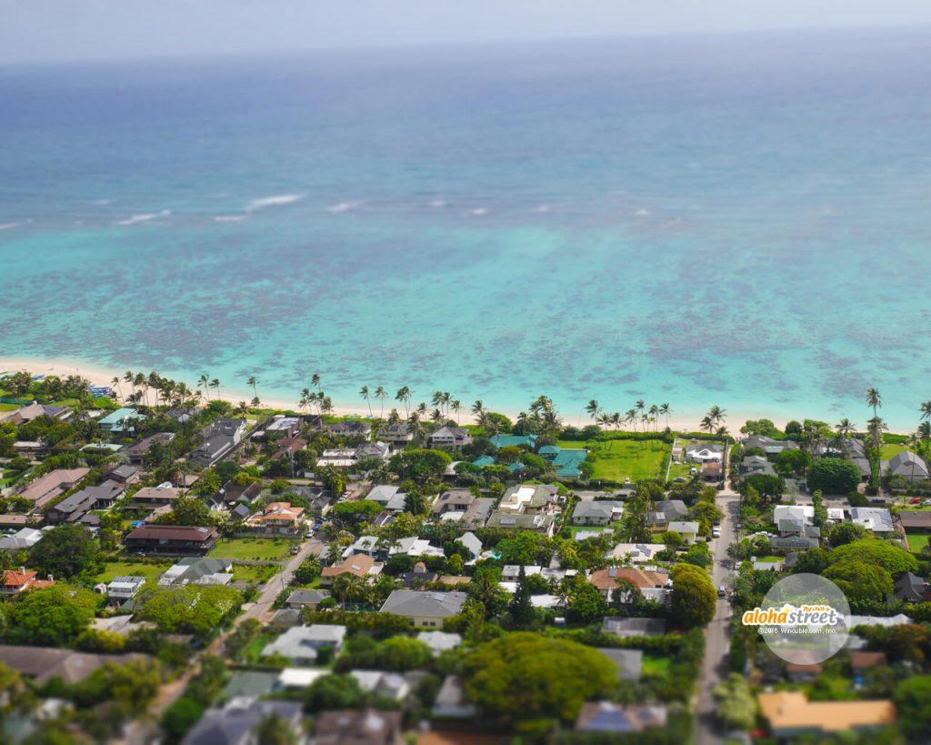 アロハストリート على تويتر 今週のハワイの壁紙 ピルボックス山頂