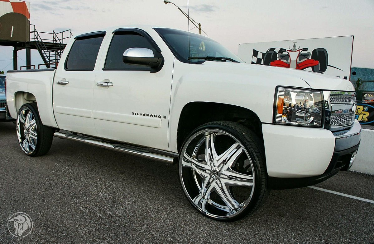 Chevy Silverado Wheels