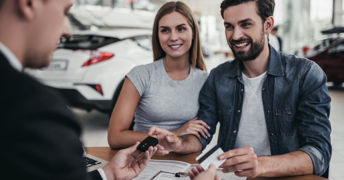 Can you use a credit card to purchase a new vehicle? Find out! #newcar #creditcard #vehicle https://t.co/ijaPu4bksC https://t.co/3WOoMfsH8Y