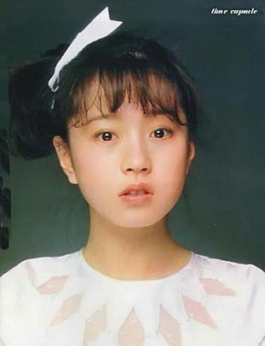 中森 明菜 デビュー