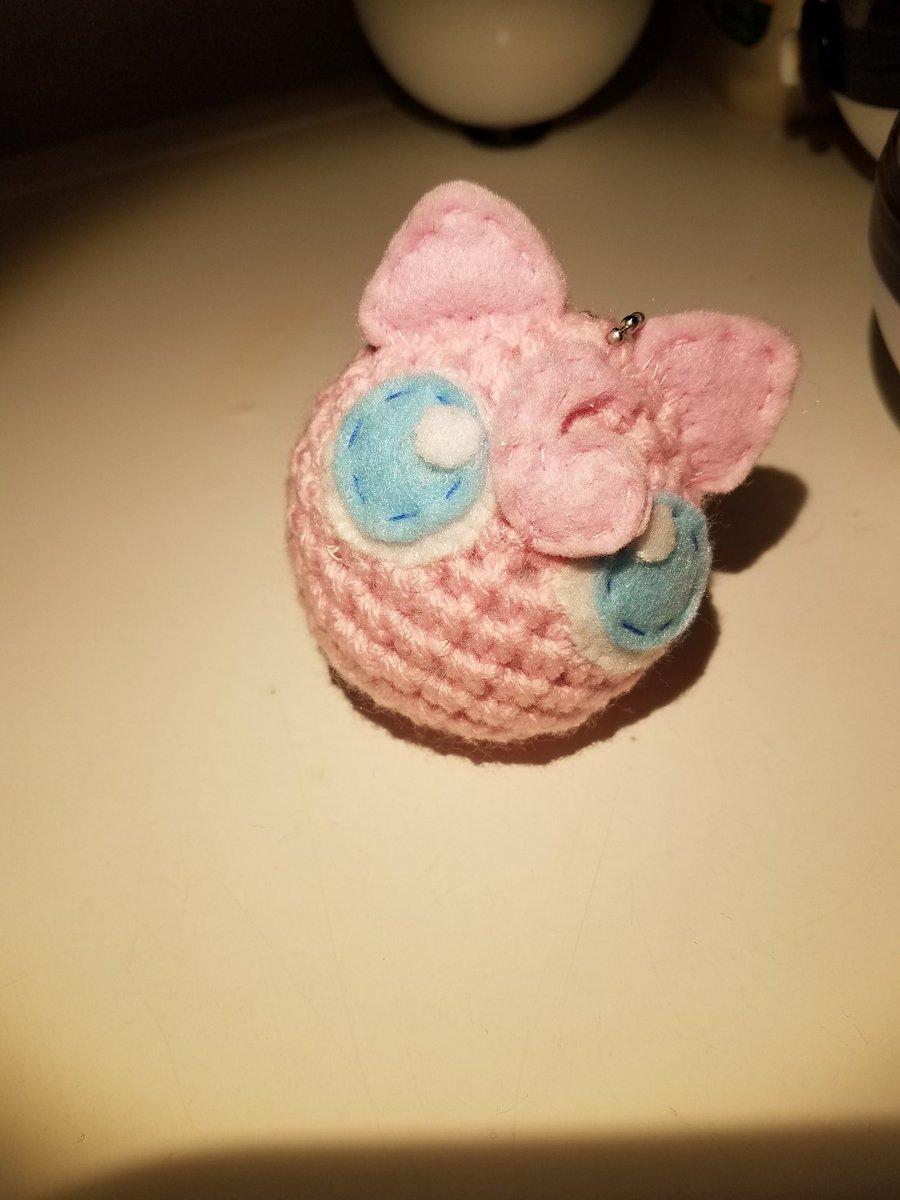 Pokeball Phone Charm Crochet Pattern & Tutorial - Pokemon Go ... | 1200x900