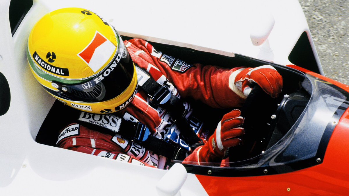 24 years ago we lost a racing icon, champion and friend. Always remembered, forever in our hearts. #SempreSenna 🇧🇷