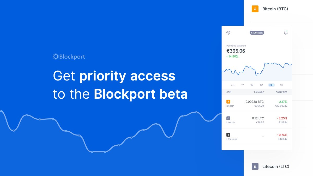 Blockport is about to release their open beta! http://queue.vip/qTCVBif