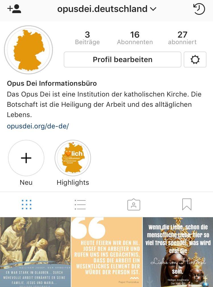 instagram abonniert weg
