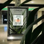 It was great fun to be involved in the @JCDecaux_UK & @Clinique moisture Surge campaign installing into a number of shopping Centres across the country!   #Water #Advertising #moisturesurge #campaign