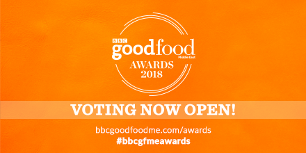 Bbc good food me bbcgoodfoodme twitter voting for the bbc good food middle east awards 2018 is now open you could win a dream holiday worth over aed10000 forumfinder Gallery