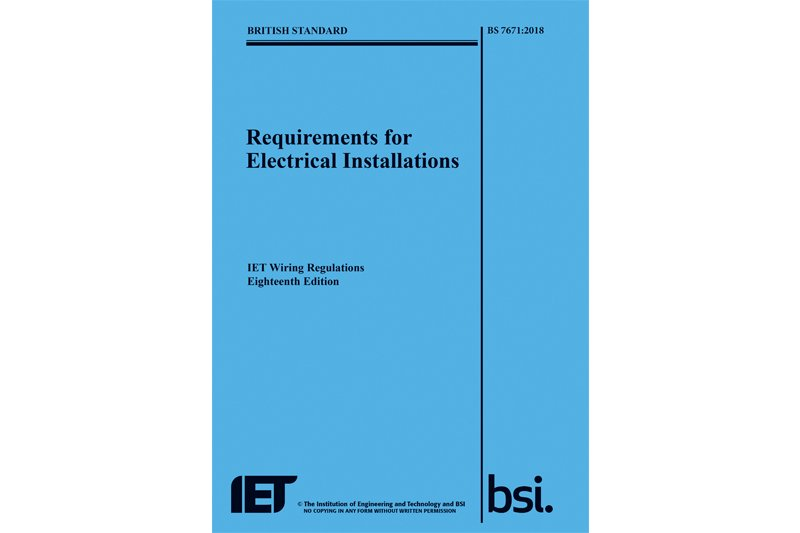 eca on twitter claim your free 18th edition of bs 7671 wiring rh twitter com IEE Wiring Regulations 17th Edition BS 7671 2008 A1 2011