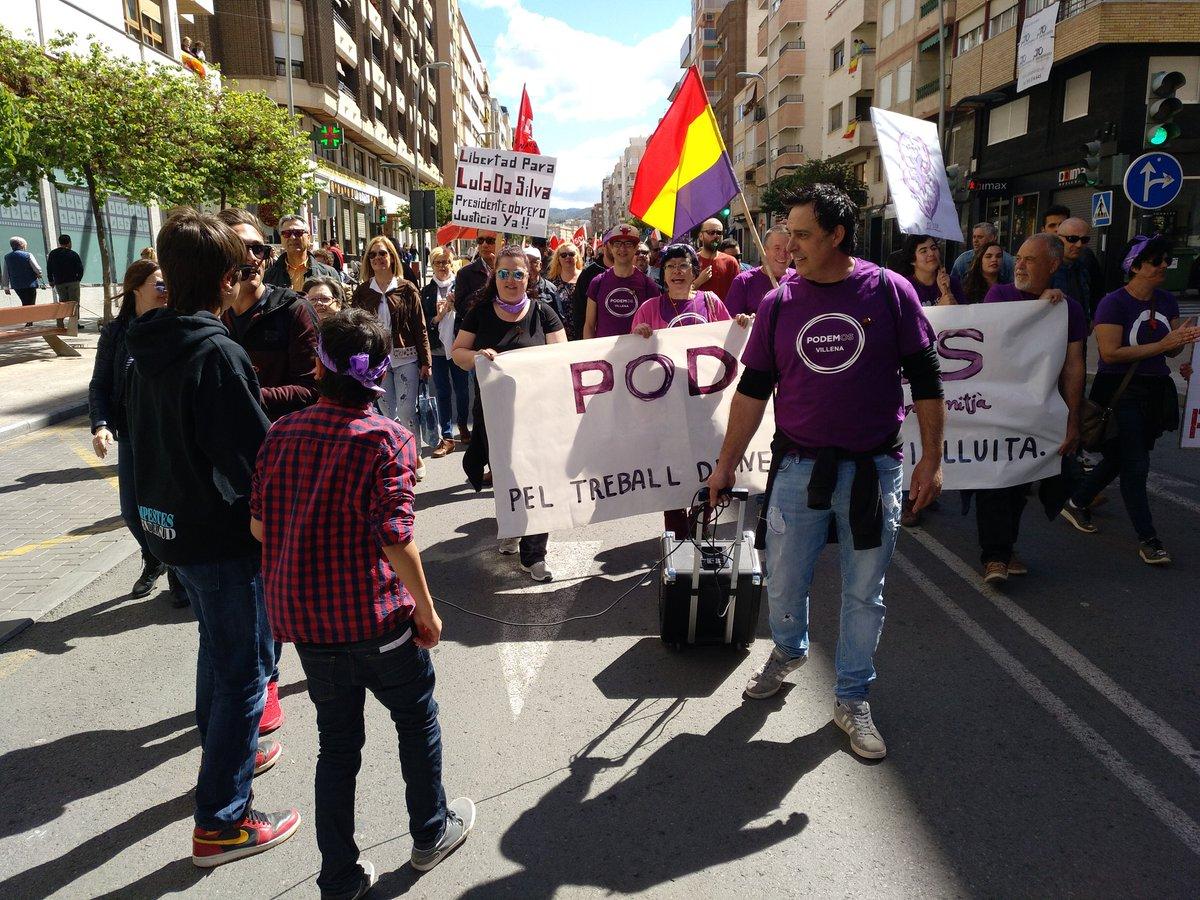 PodemosElda photo