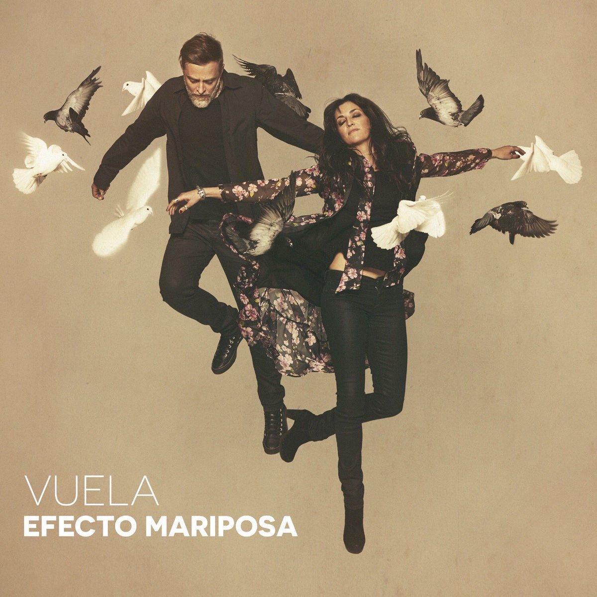"""Efecto Mariposa >> Álbum """"Vuela"""" DcGl728WsAA9OWC"""
