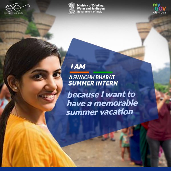 Last date to register is May 15, 2018. To know more, visit:  http://sbsi.mygov.in . #SwachhSummerpic.twitter.com/pJLxNoVhSR