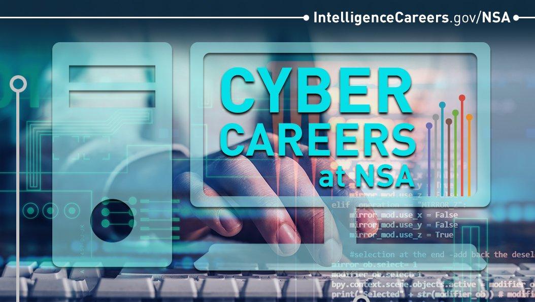 NSA Careers on Twitter: \