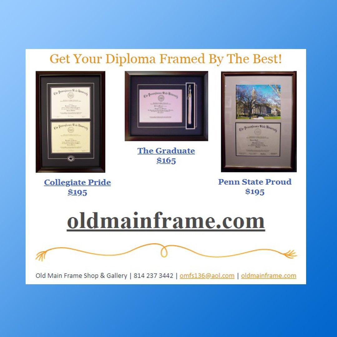 Penn State Frame Shop | www.topsimages.com