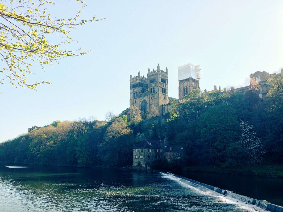 Toby Ward On Twitter Durham Full Of Spring Growth And Sun Today As