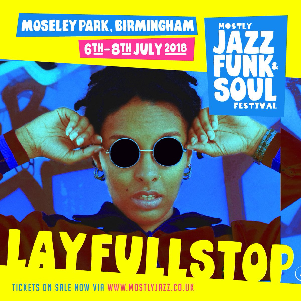 Mostly Jazz Funk & Soul Festival on Twitter: