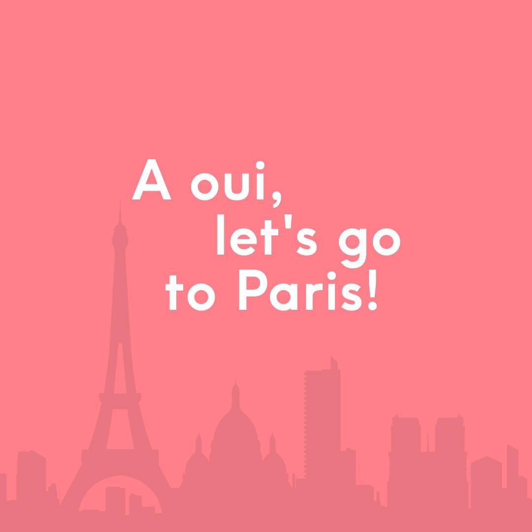Ah oui, let's go to Paris! Win een BEAUTYTRIP naar PARIJS weg voor TWEE! 🇫🇷 Check hier wat je moet doen >> https://t.co/5J5LgFpoRN Bonne chance! 🌟 https://t.co/4yI2kUS7rl