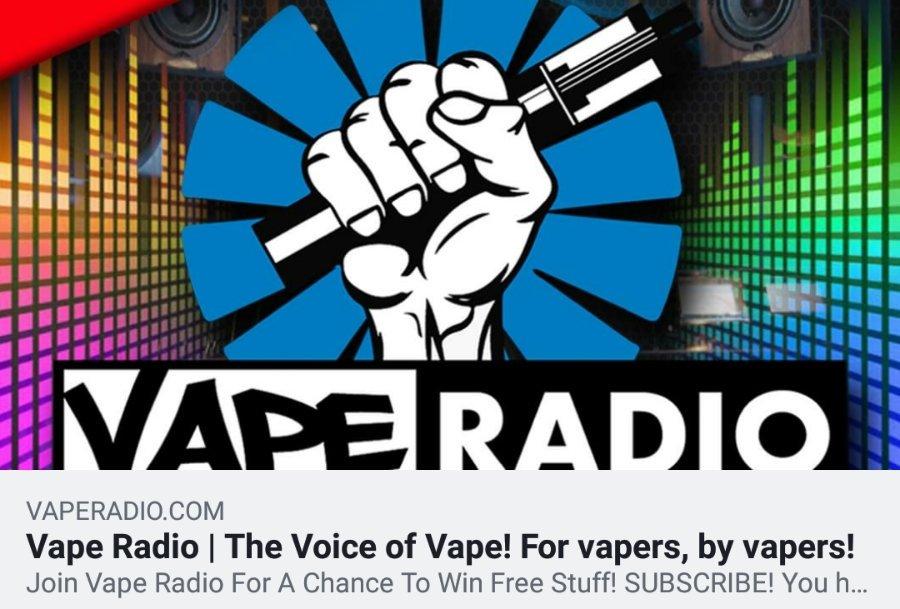 Vape Radio on Twitter: