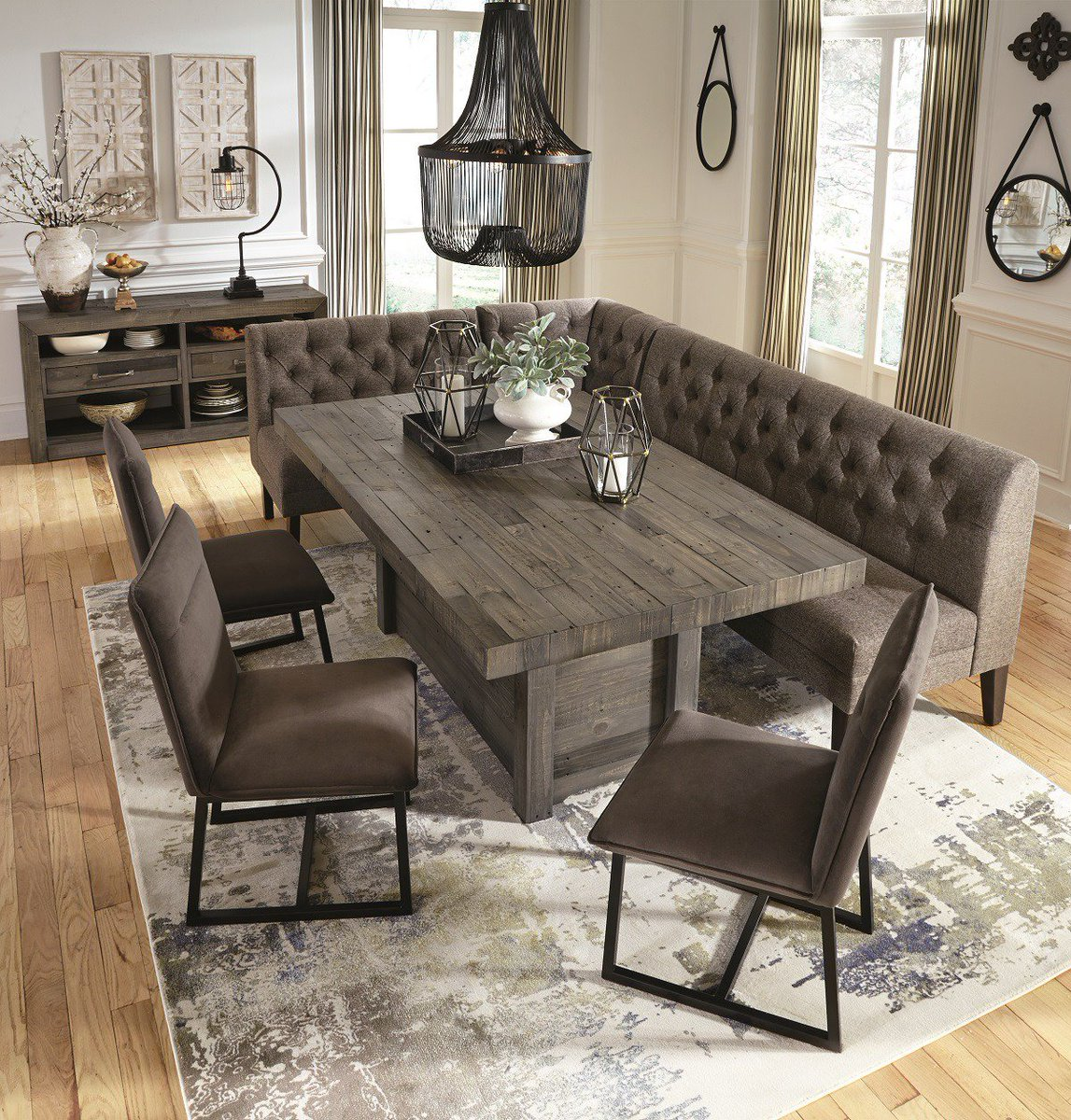 Ashley Homestore On Twitter Your Final Pick It S Gotta Be The May Flyn Dining Room Table Yup That S Right Start Off May With This Urban Farmhouse Style Favorite Mayday Https T Co Sb6lpfl8tp Https T Co Stt9wglh4k