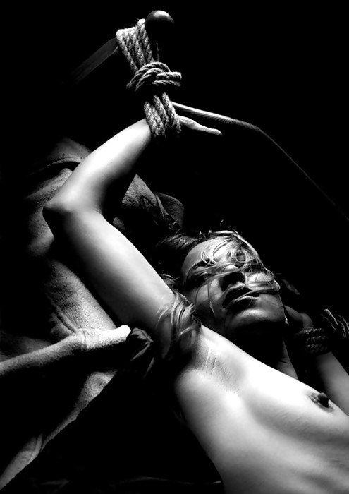 Attaches de lit bondage pour lit sm bdsm soumission menottes