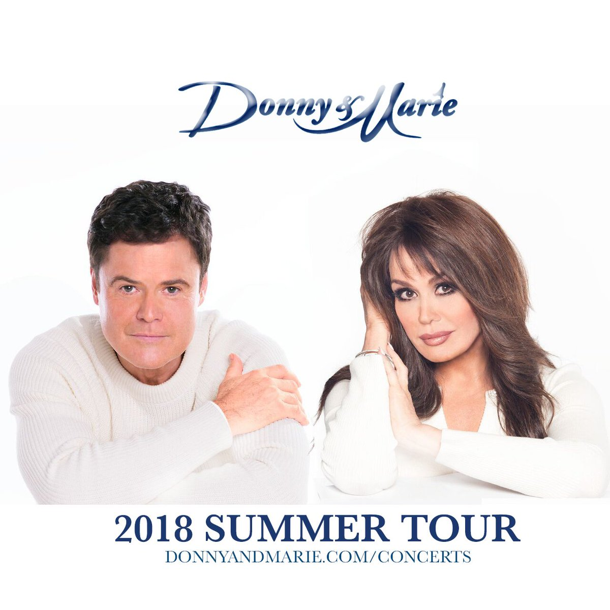 Donny Osmond On Twitter The Final City For Our Summer Tour Is