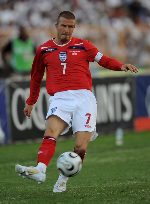 Happy birthday David Beckham(born 2.5.1975)