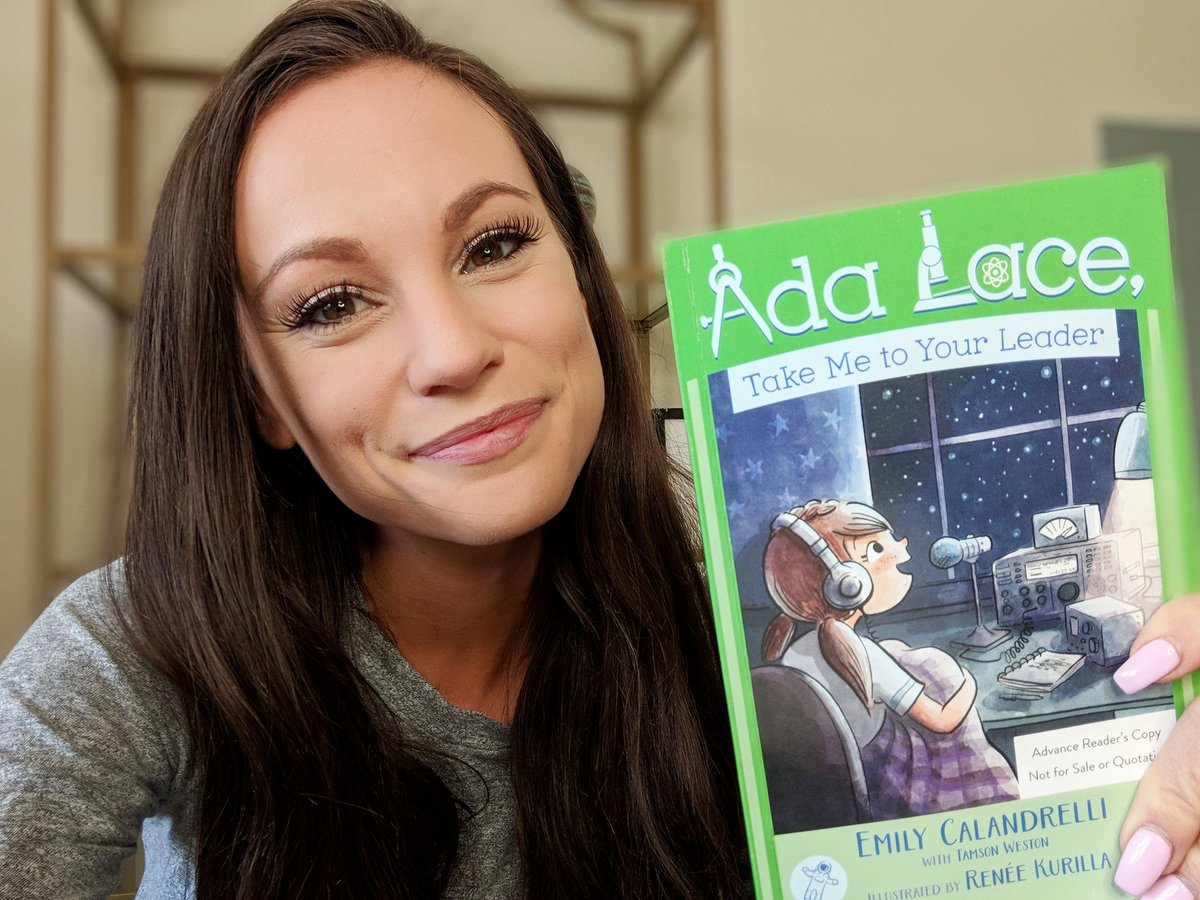 Ada Lace Take Me to Your Leader Book