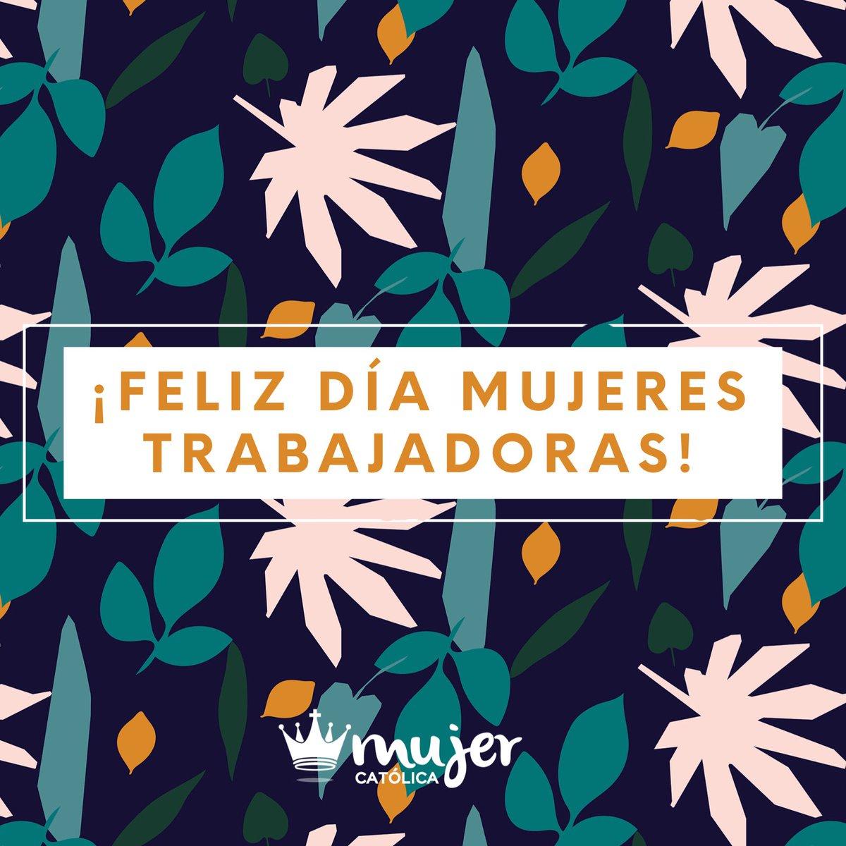 """Dia Del Trabajador Mujeres mujer católica ن no twitter: """"hermosas mujeres feliz día"""
