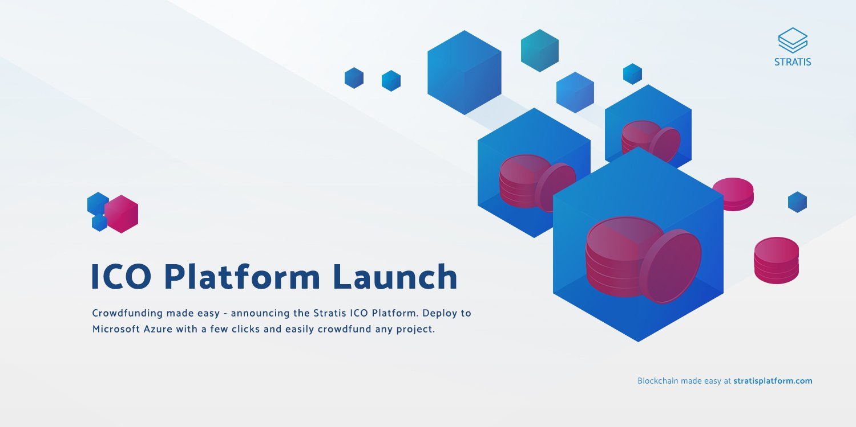 Stratis: ICO Platform release
