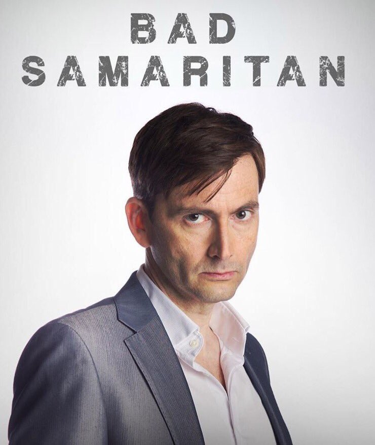 Bad Samaritan promo photo of David Tennant