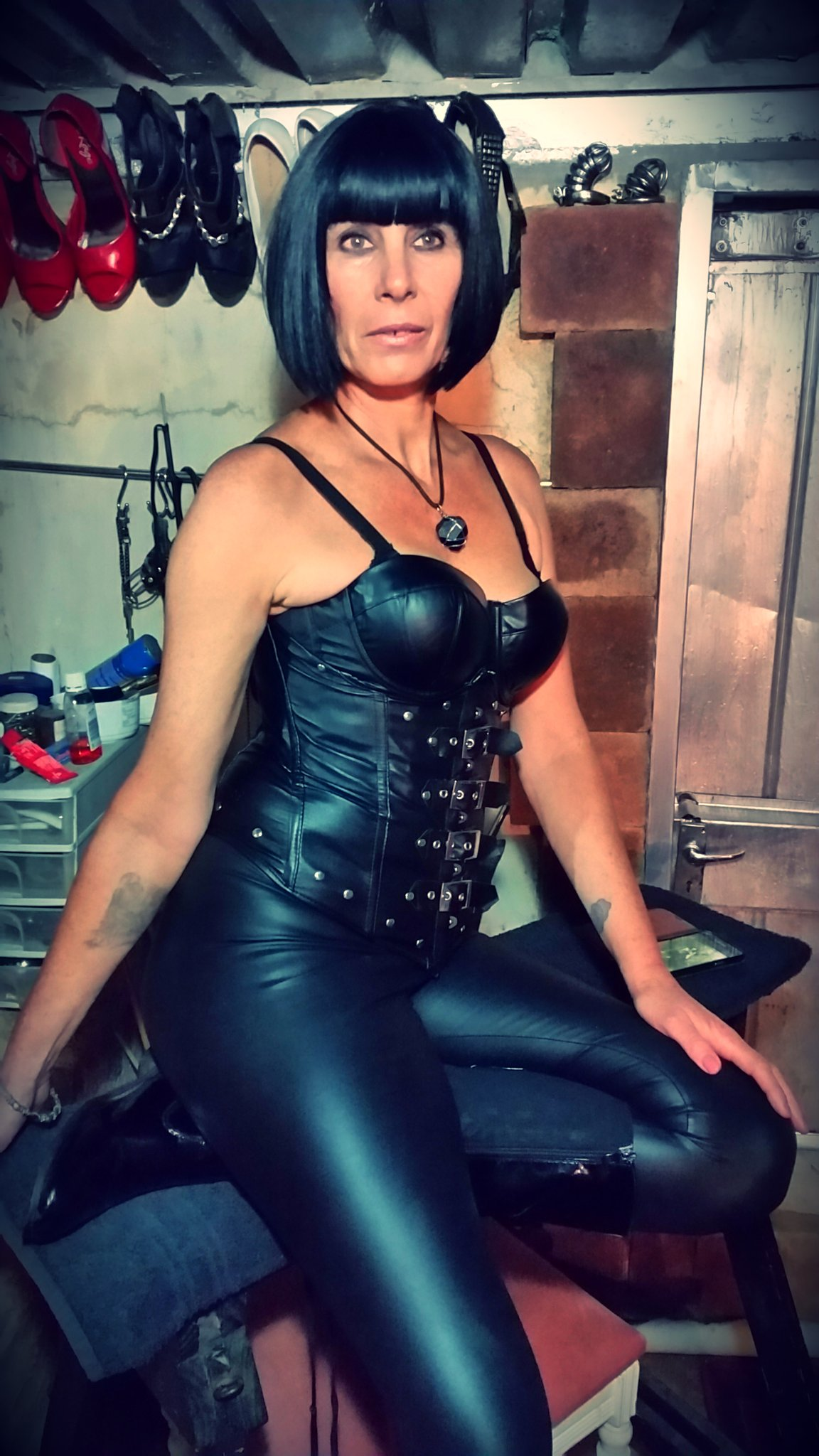 Mistress Gail Kensington Dominatrix Johannesburg on