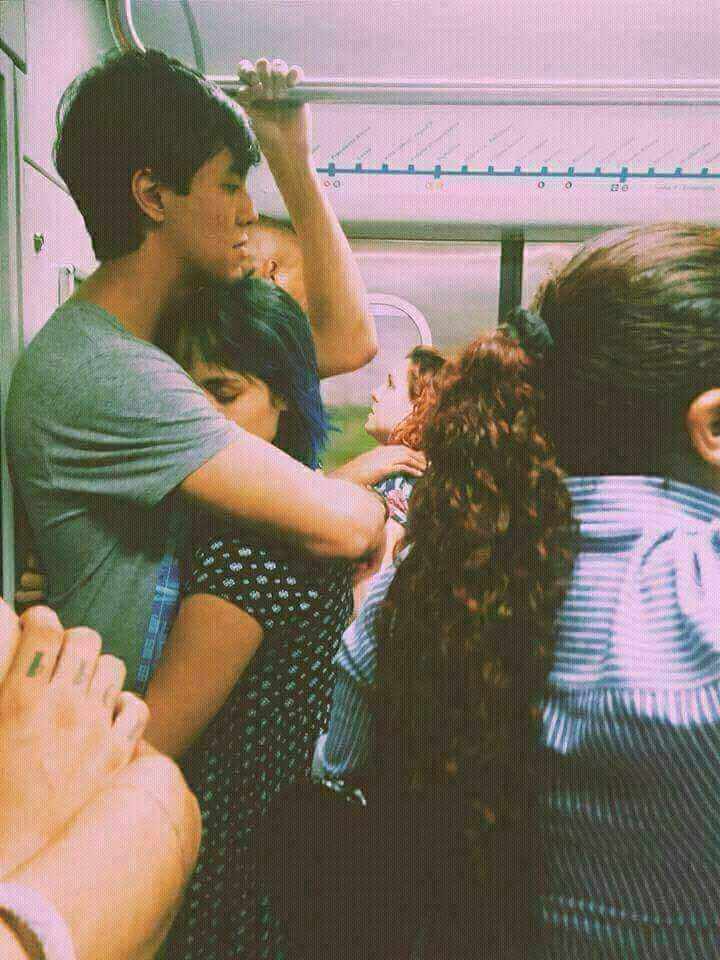 Image result for You can't hug anyone in public.