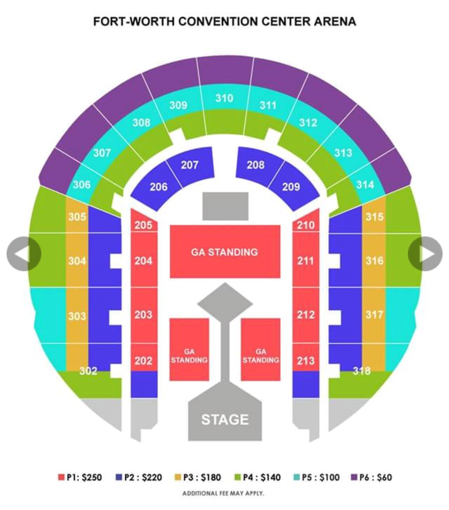 Powerhouse Live On Twitter Seating Charts For Bts World Tour Love
