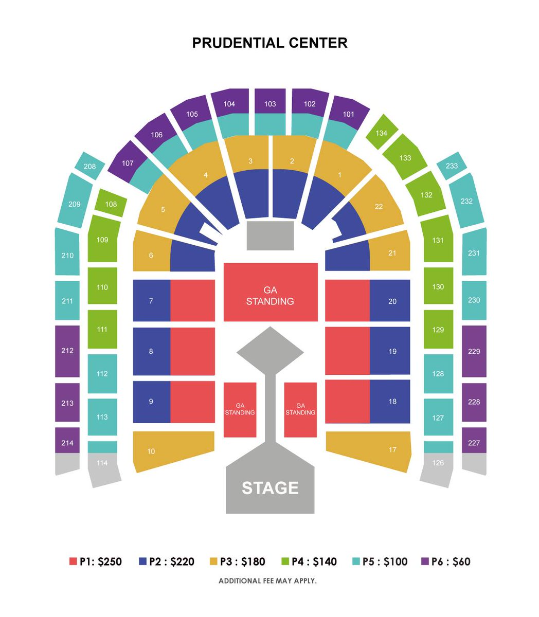 Jpclose On Twitter Official Seating Charts For The Love