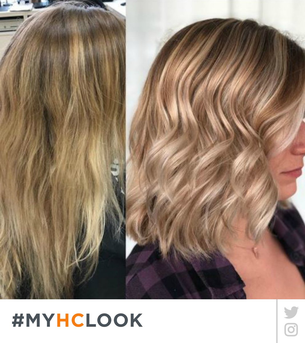 "Hair Cuttery on Twitter: ""#TransformationTuesday by HC Stylist"