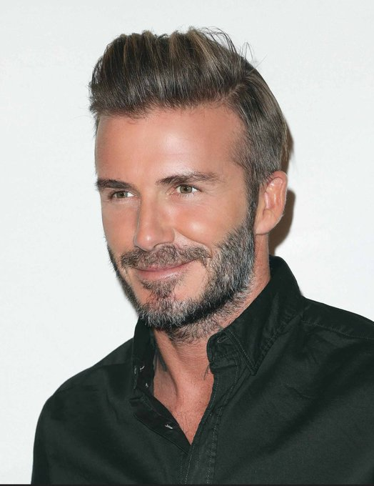 Happy Birthday all time fav David Beckham