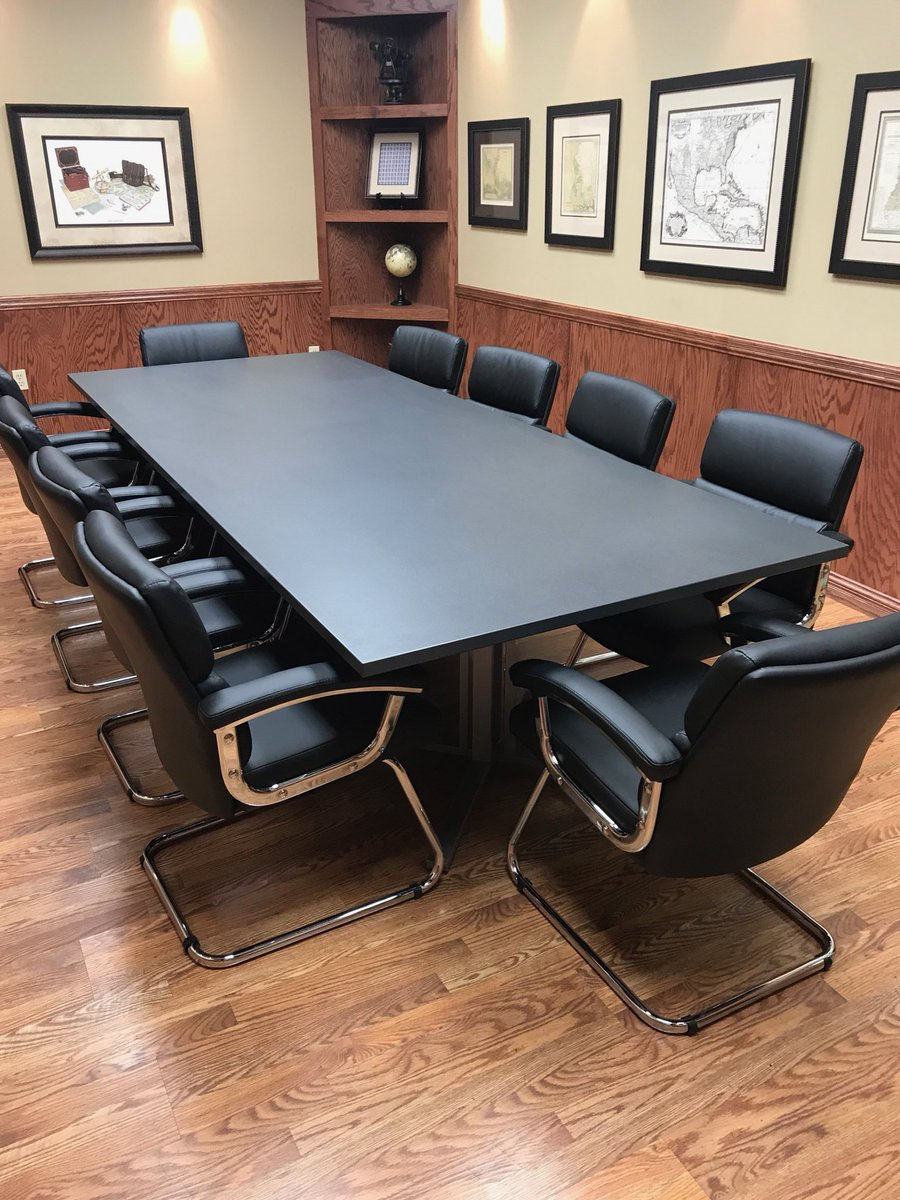 CSC On Twitter Special T Foot Conference Table In Graphite - 12 foot conference room table