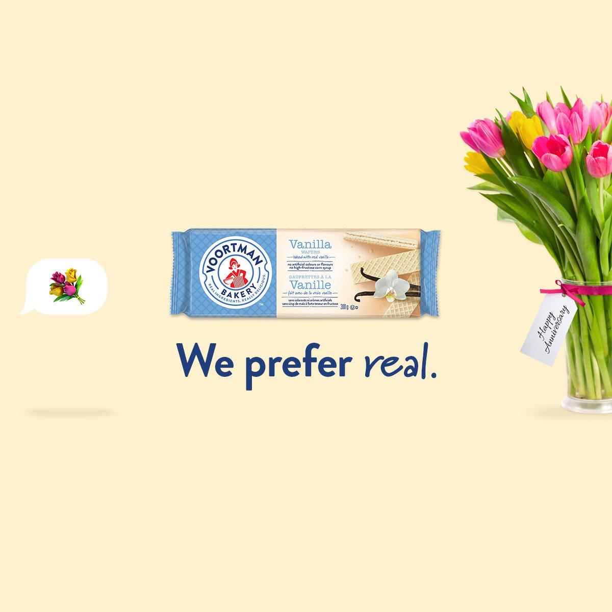 Voortman Bakery On Twitter Hrm Flower Emoji Or A Fresh Bouquet Of