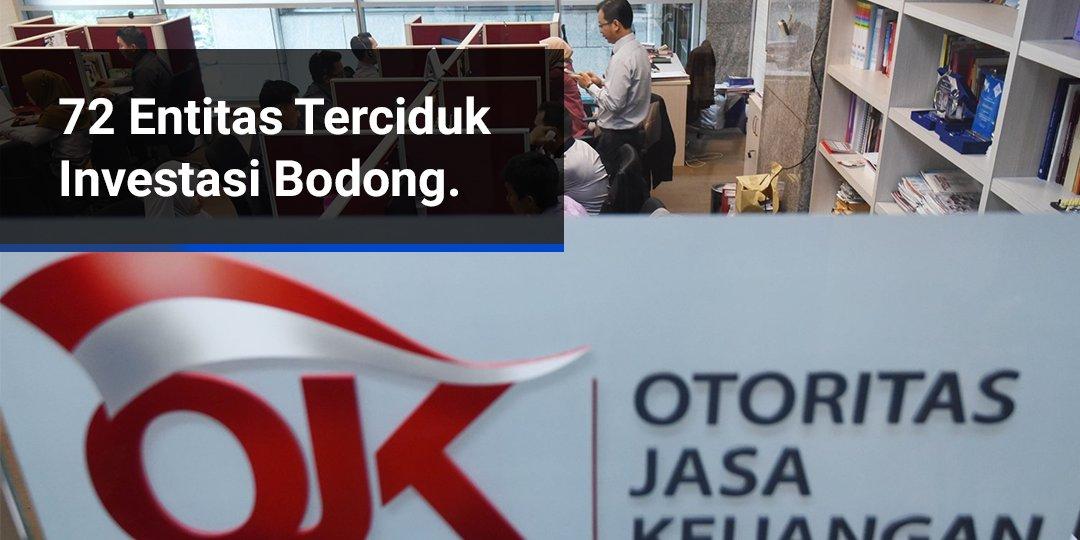 Portofolio Indonesia On Twitter Diduga Terdapat Jual Beli